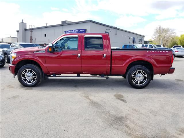 2016 Ford F-250 Lariat (Stk: ) in Kemptville - Image 4 of 22