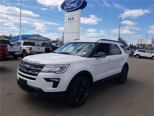 2019 Ford Explorer XLT (Stk: 19227) in Perth - Image 1 of 14