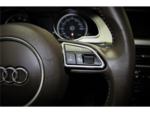 2015 Audi A5 2.0T Progressiv (Stk: -) in Bolton - Image 18 of 29