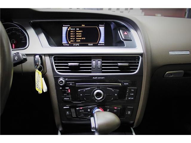 2015 Audi A5 2.0T Progressiv (Stk: -) in Bolton - Image 20 of 29