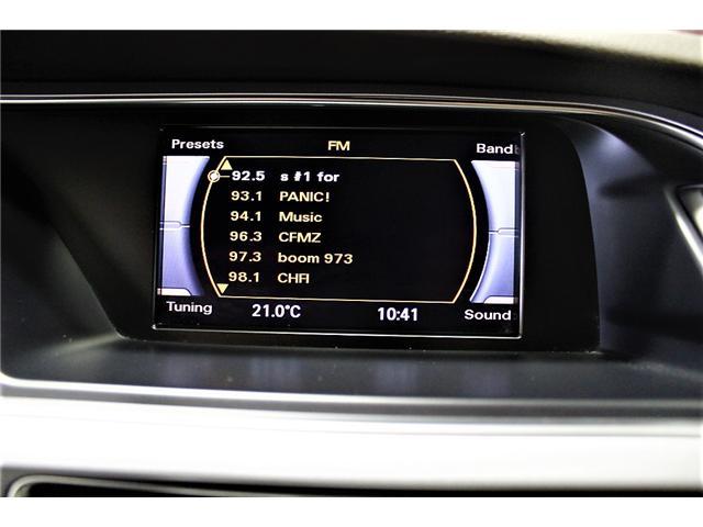 2015 Audi A5 2.0T Progressiv (Stk: -) in Bolton - Image 21 of 29