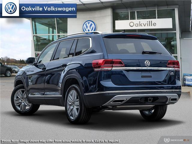 2019 Volkswagen Atlas 3.6 FSI Execline (Stk: 21270) in Oakville - Image 4 of 23