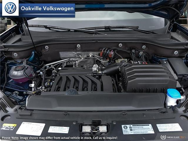 2019 Volkswagen Atlas 3.6 FSI Execline (Stk: 21270) in Oakville - Image 6 of 23