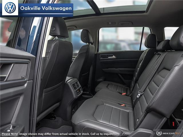 2019 Volkswagen Atlas 3.6 FSI Execline (Stk: 21270) in Oakville - Image 21 of 23