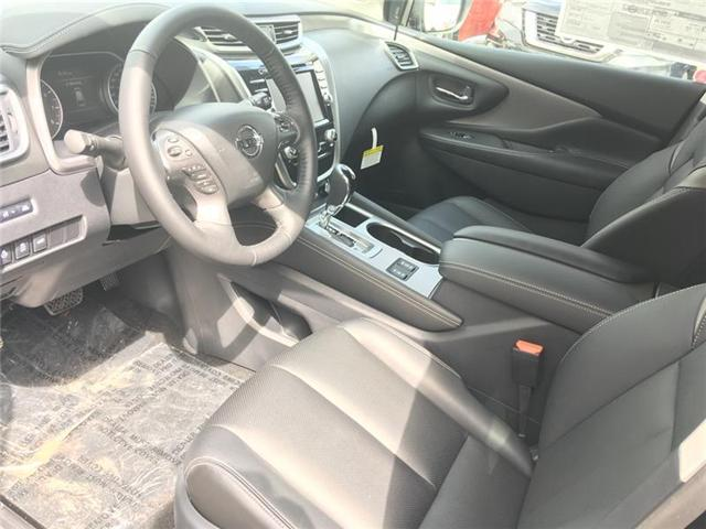 2019 Nissan Murano SL (Stk: RY19M027) in Richmond Hill - Image 3 of 5