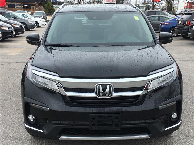 2019 Honda Pilot Touring (Stk: 191175) in Barrie - Image 2 of 12