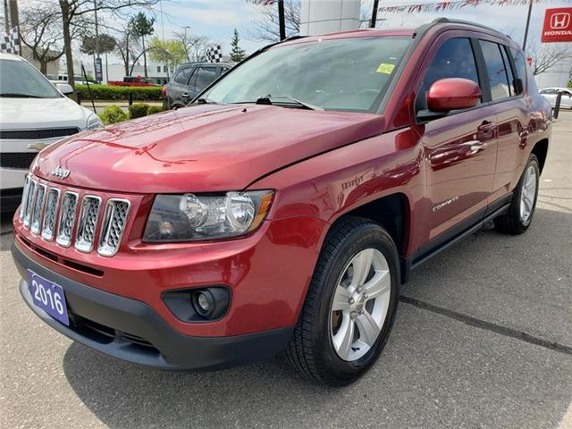 2016 Jeep Compass Sport/North (Stk: WC0057) in Mississauga - Image 1 of 21
