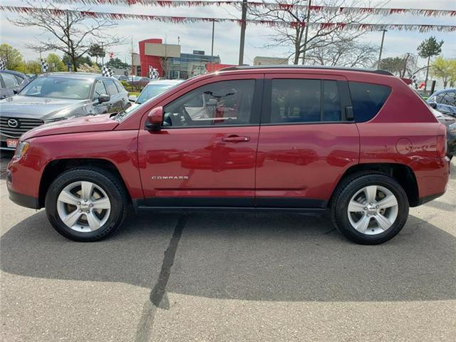 2016 Jeep Compass Sport/North (Stk: WC0057) in Mississauga - Image 2 of 21