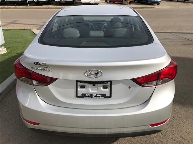2016 Hyundai Elantra L+ (Stk: 21538A) in Edmonton - Image 6 of 15