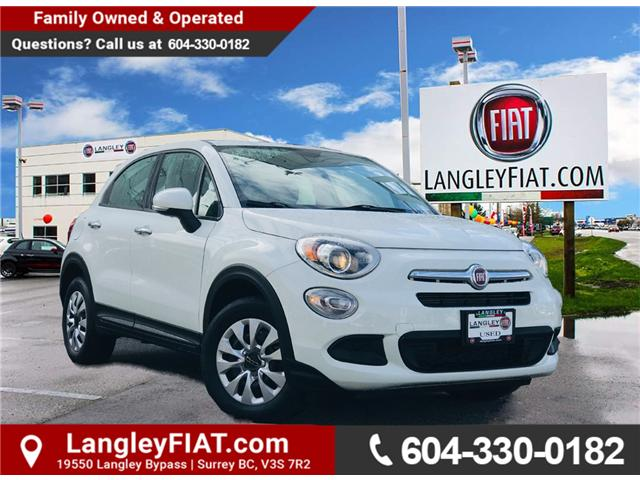 2016 Fiat 500X Pop (Stk: LF009690) in Surrey - Image 1 of 27
