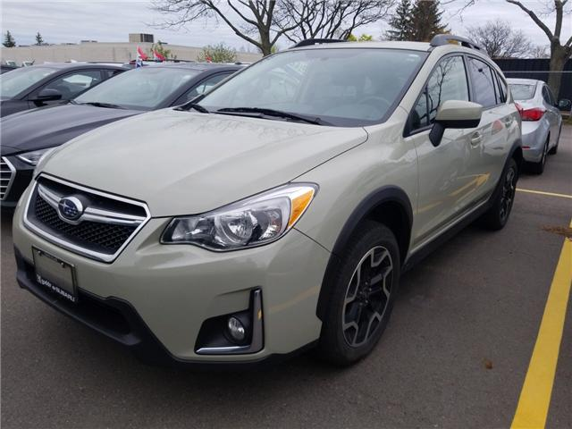 2017 Subaru Crosstrek Touring (Stk: OP10209A) in Mississauga - Image 1 of 9