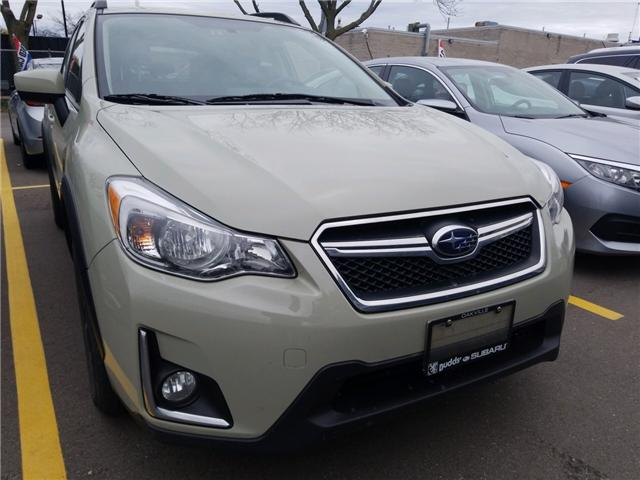 2017 Subaru Crosstrek Touring (Stk: OP10209A) in Mississauga - Image 2 of 9