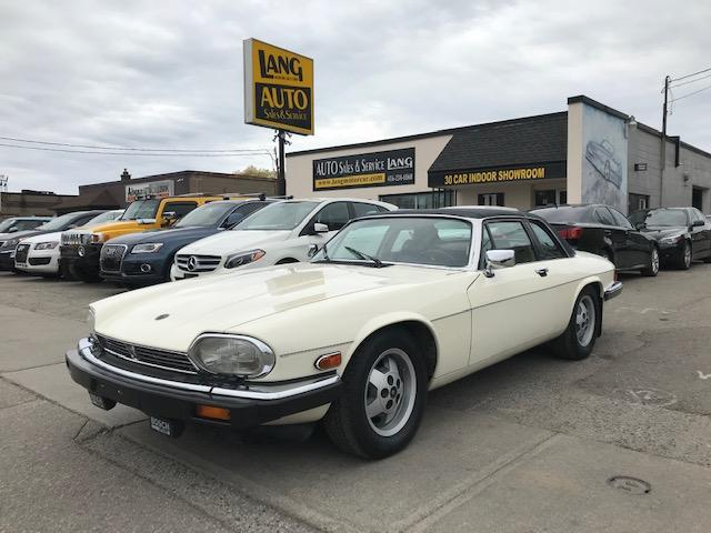 1987 Jaguar XJS-C V12 CONVERTIBLE!  CONVERTIBLE! 150K! RARE CLASSIC! (Stk: 34991) in Etobicoke - Image 2 of 14