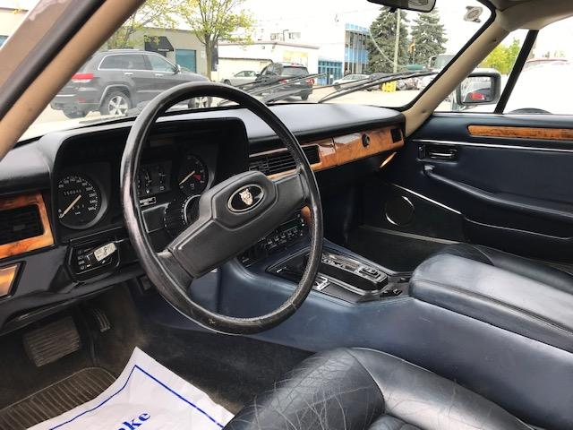 1987 Jaguar XJS-C V12 CONVERTIBLE!  CONVERTIBLE!  RARE CLASSIC! (Stk: 34991) in Etobicoke - Image 9 of 14