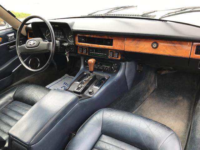 1987 Jaguar XJS-C V12 CONVERTIBLE!  CONVERTIBLE!  RARE CLASSIC! (Stk: 34991) in Etobicoke - Image 12 of 14
