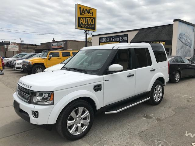 2015 Land Rover LR4 Base (Stk: 62697) in Etobicoke - Image 1 of 24