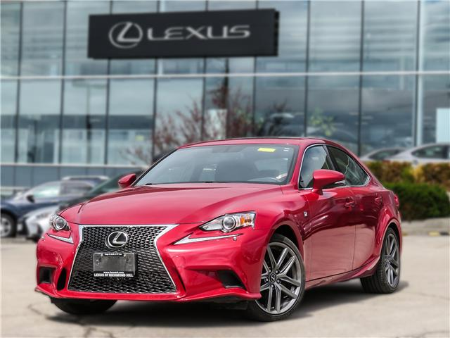 2015 Lexus IS 250 Base (Stk: 12027G) in Richmond Hill - Image 1 of 20