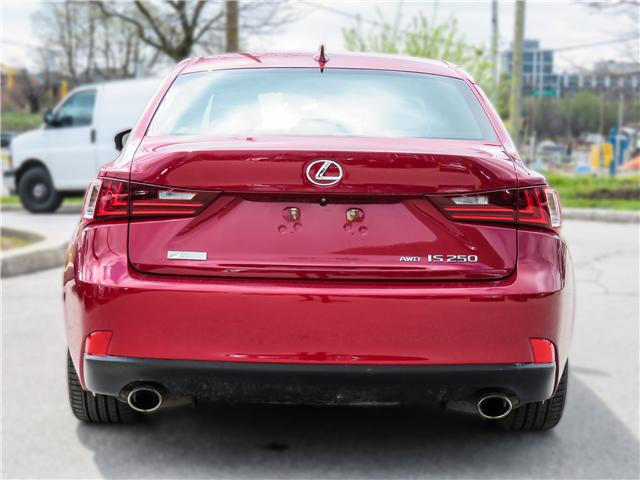 2015 Lexus IS 250 Base (Stk: 12027G) in Richmond Hill - Image 5 of 20