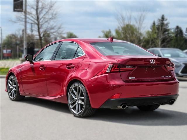 2015 Lexus IS 250 Base (Stk: 12027G) in Richmond Hill - Image 6 of 20