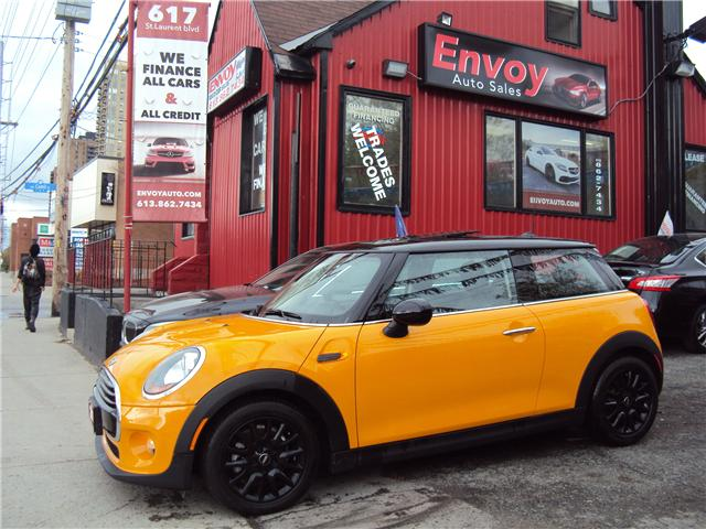2016 MINI 3 Door Cooper (Stk: ) in Ottawa - Image 1 of 30