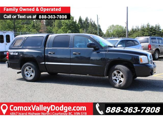 2006 Dodge Dakota SLT (Stk: N820113B) in Courtenay - Image 1 of 2