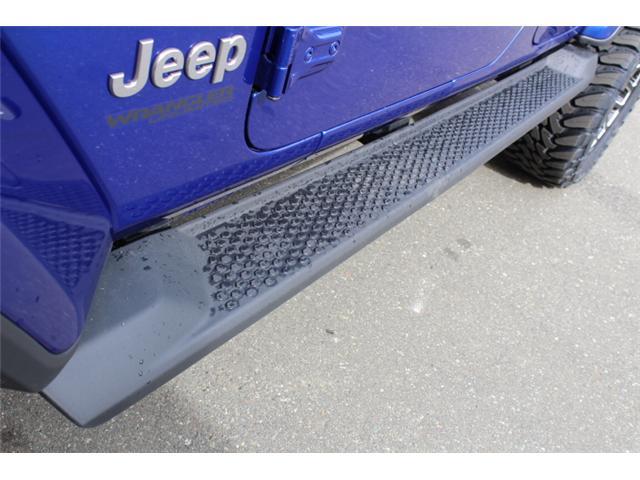 2019 Jeep Wrangler Unlimited Sahara (Stk: W575026) in Courtenay - Image 23 of 30