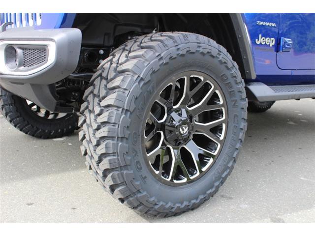 2019 Jeep Wrangler Unlimited Sahara (Stk: W575026) in Courtenay - Image 24 of 30