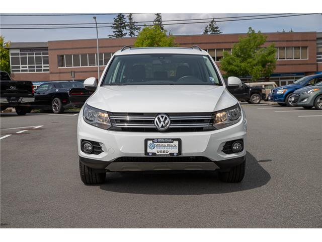 2017 Volkswagen Tiguan Wolfsburg Edition (Stk: VW0825A) in Vancouver - Image 2 of 30