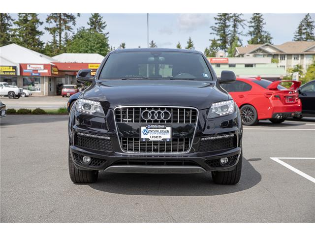2015 Audi Q7 3.0T Sport (Stk: VW0836) in Vancouver - Image 2 of 30