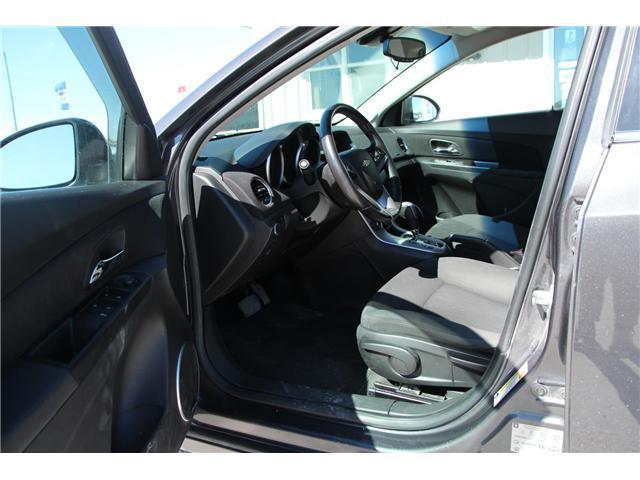 2011 Chevrolet Cruze LT Turbo (Stk: P9098) in Headingley - Image 8 of 9