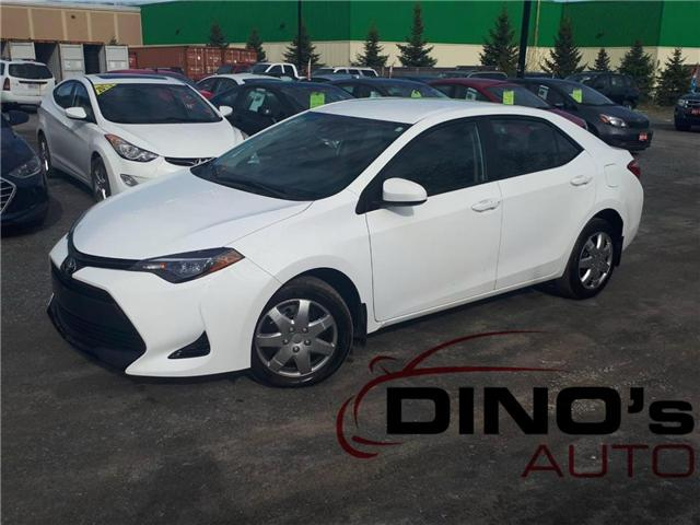 2017 Toyota Corolla  (Stk: 904959) in Orleans - Image 1 of 25