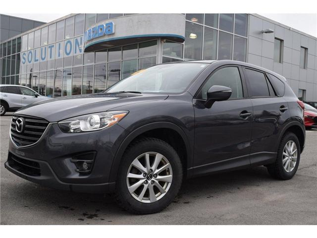 2016 Mazda CX-5 GS (Stk: A-2333) in Châteauguay - Image 1 of 30