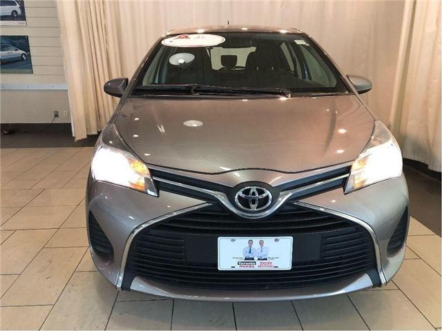 2015 Toyota Yaris LE (Stk: K31643) in Toronto - Image 2 of 20