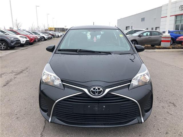 2015 Toyota Yaris  (Stk: D190663A) in Mississauga - Image 2 of 10