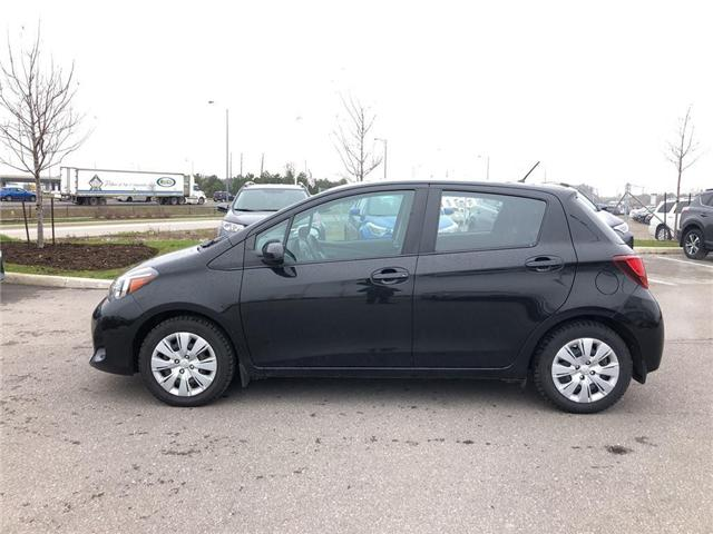 2015 Toyota Yaris  (Stk: D190663A) in Mississauga - Image 4 of 10