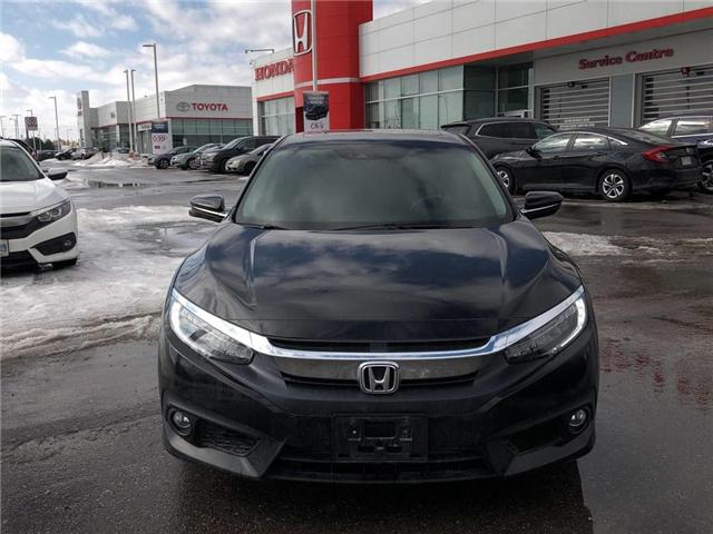 2017 Honda Civic Touring (Stk: I181298A) in Mississauga - Image 2 of 18