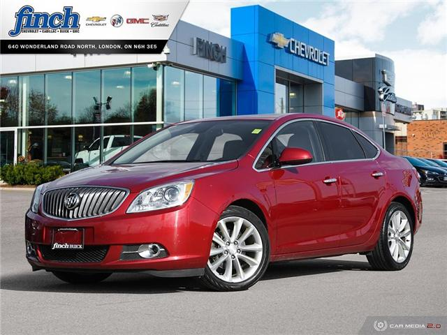 2016 Buick Verano Leather (Stk: 125876) in London - Image 1 of 28