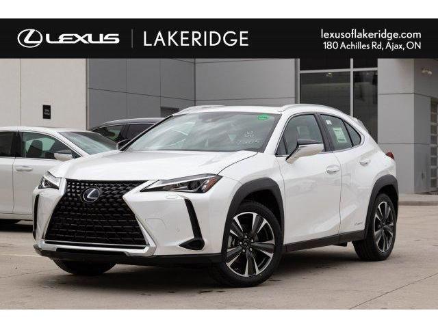 2019 Lexus UX 250h Base (Stk: L19395) in Toronto - Image 1 of 30