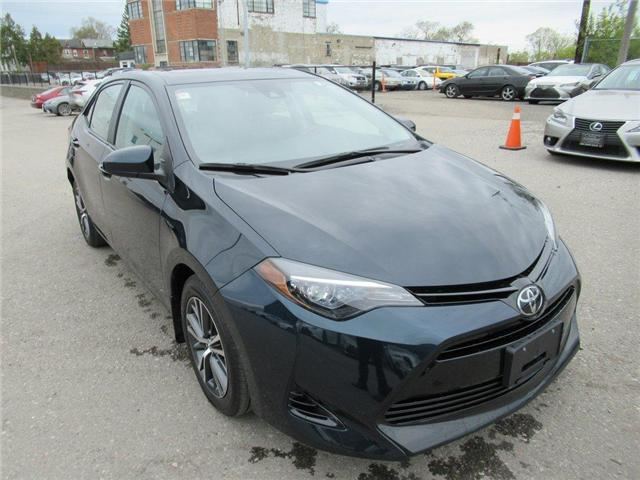 2018 Toyota Corolla LE (Stk: 16190A) in Toronto - Image 1 of 25