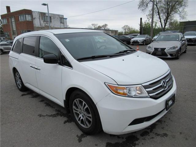 2011 Honda Odyssey EX (Stk: 16196A) in Toronto - Image 1 of 28