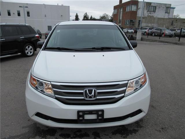 2011 Honda Odyssey EX (Stk: 16196A) in Toronto - Image 2 of 28