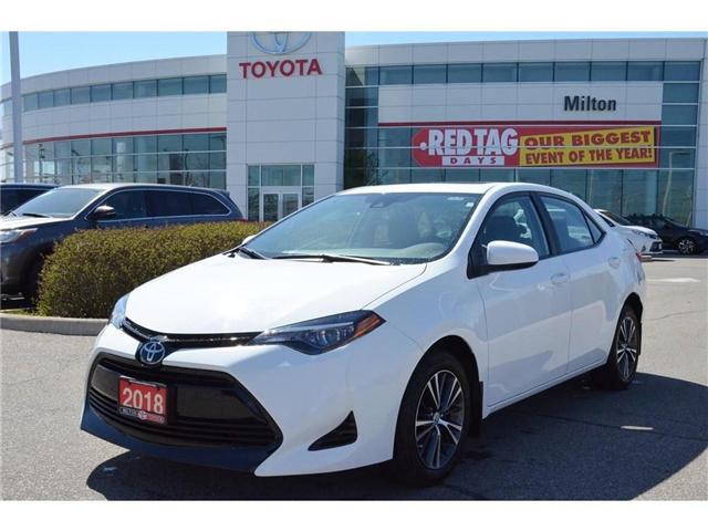 2018 Toyota Corolla  (Stk: 027769) in Milton - Image 1 of 20