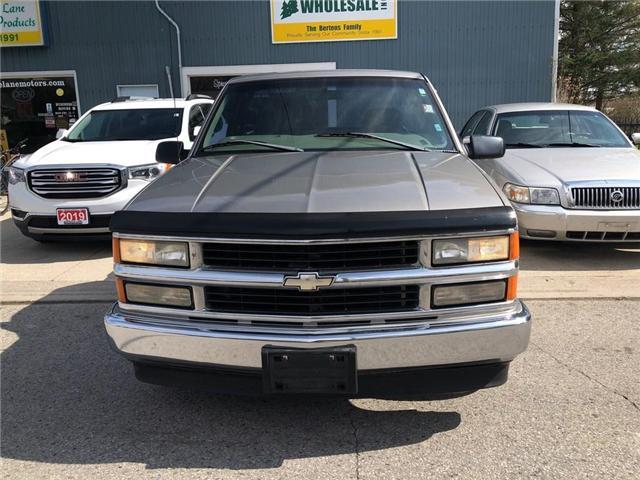 1998 Chevrolet C1500  (Stk: 37845) in Belmont - Image 3 of 14