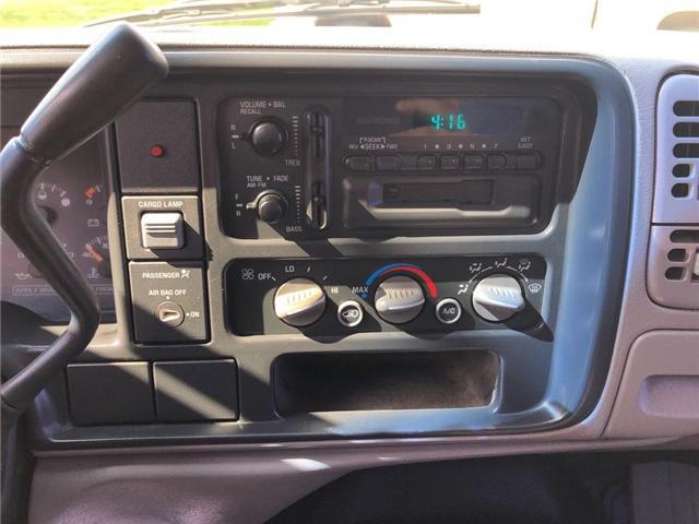 1998 Chevrolet C1500  (Stk: 37845) in Belmont - Image 14 of 14