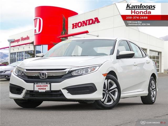 2017 Honda Civic LX (Stk: 14459A) in Kamloops - Image 1 of 25