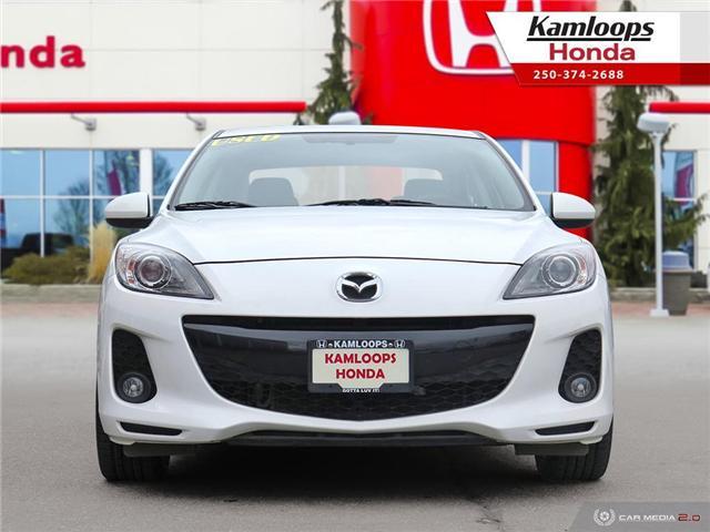 2012 Mazda Mazda3 GT (Stk: 14474B) in Kamloops - Image 2 of 25