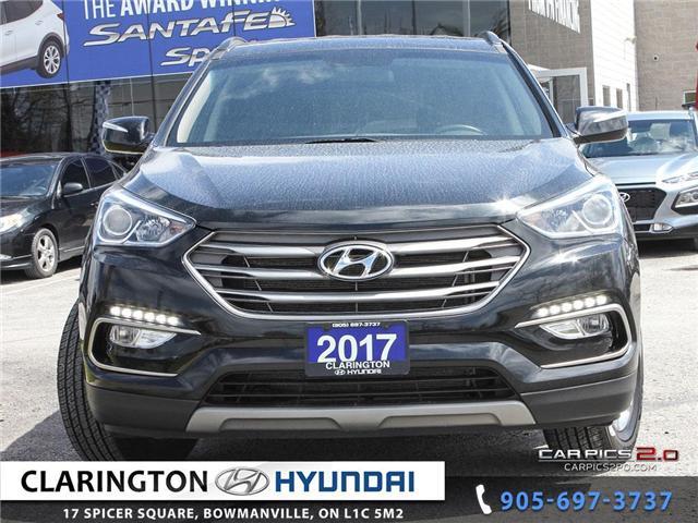 2017 Hyundai Santa Fe Sport 2.4 Premium (Stk: U889) in Clarington - Image 2 of 27