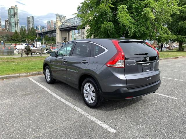 2012 Honda CR-V EX-L (Stk: 2K12071) in Vancouver - Image 9 of 26