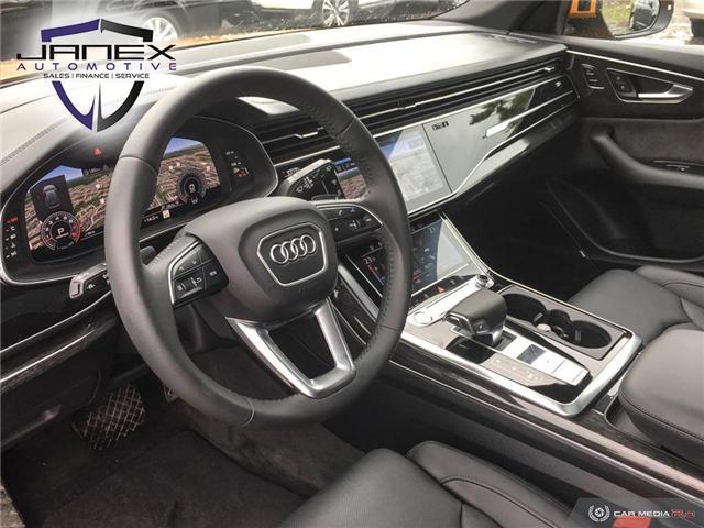 2019 Audi Q8 55 Technik (Stk: 18843) in Ottawa - Image 12 of 24