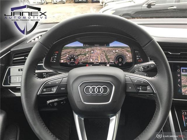 2019 Audi Q8 55 Technik (Stk: 18843) in Ottawa - Image 13 of 24